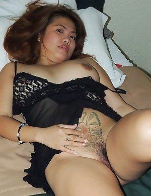 Cute and chubby Filipina Karen